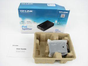 TP-Link PoE Splitter Unboxed