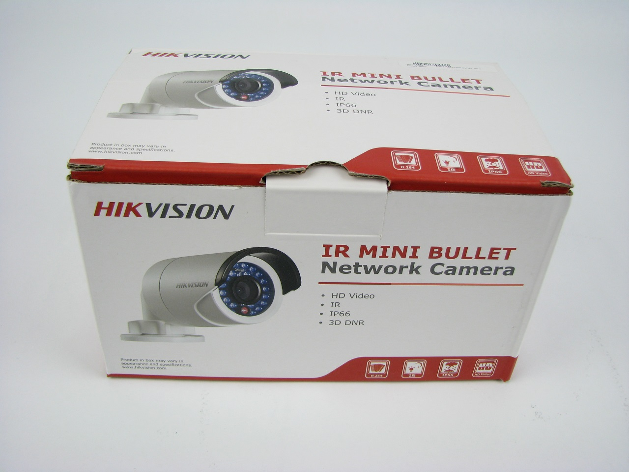 Hikvision DS-2CD2042WD-I Outdoor Bullet Camera Review - Network