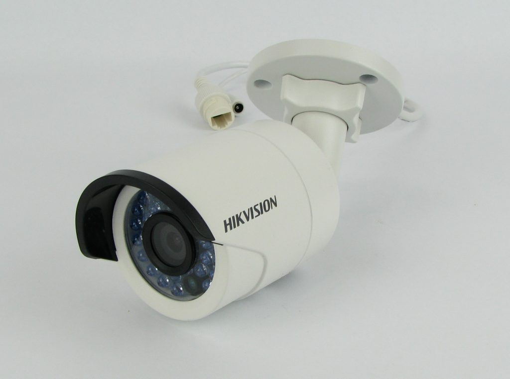 Hikvision DS-2CD2042WD-I Camera Front Right