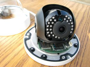 Hikvision DS-2CD2142FWD-I Dome Off Up Close