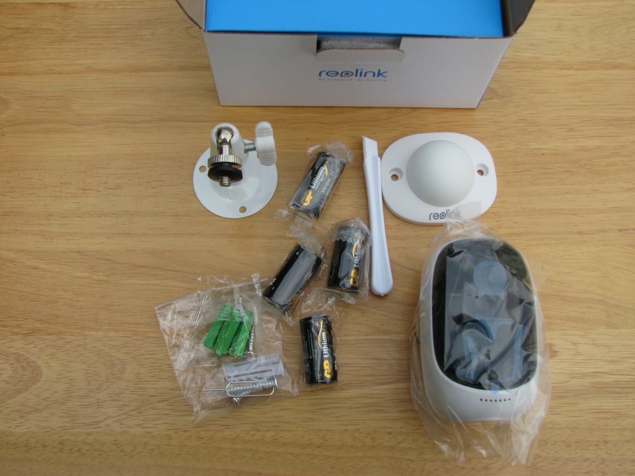 Reolink Argus Review - Network Camera Tech