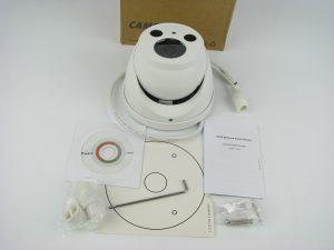 Dahua IPC-HDW5231R-Z box contents