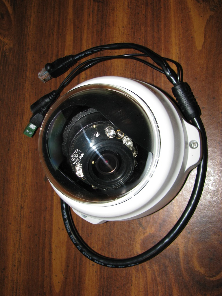 Vivotek FD8134V dome camera today