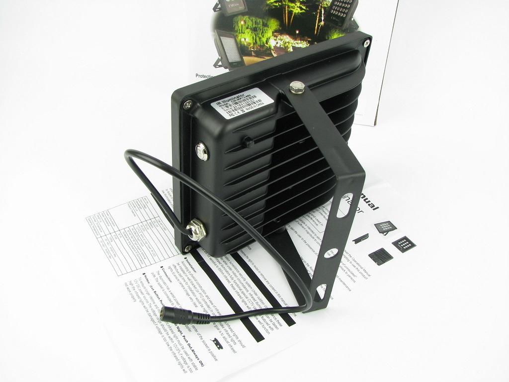 CMVision CM-IRP12-850 IR Illuminator Review Back