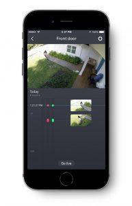 Nest iOS App