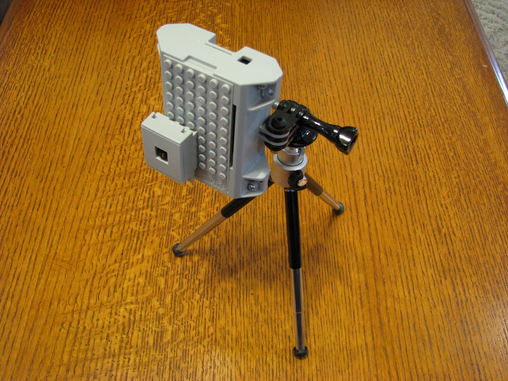 Pi Camera on mini tripod