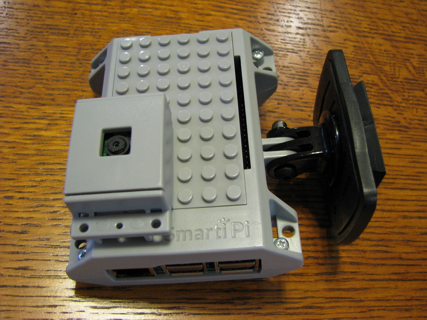 Raspberry Pi Security Camera Front