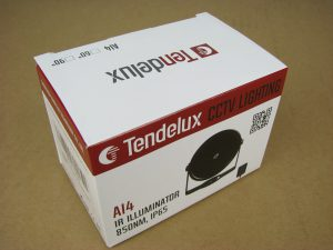 Tendelux AI4 IR Illuminator Box