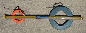 Fiberglass Pull Sticks and Two Fish Tapes