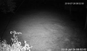 Dahua IPC-HDW4431C-A SmartIR on at night