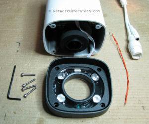 Dahua IPC-HFW4431R-Z Factory Reset Layout