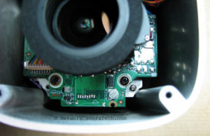 Dahua IPC-HFW4431R-Z Inside